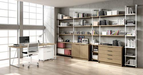 Opta por estantes de acero inoxidable en tu oficina jn aceros for Oficina de empleo velez malaga