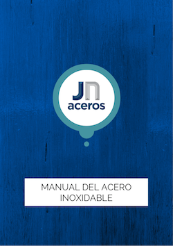 manual acero inoxidable