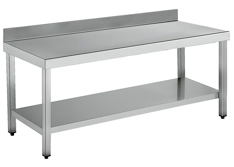 Lo que debes saber sobre las mesas de trabajo de acero Articulos de cocina de acero inoxidable