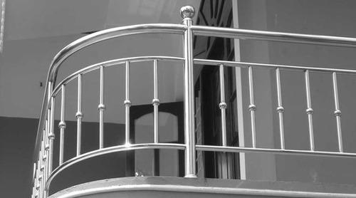 Pasamanos de acero inoxidable: Agrega variedad estética y ...